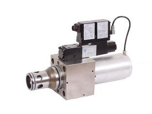 China 6300L/min hydraulisches Patronenventil 25, 32 Weise des Proportionalventils MA-LIQZO-LES 2 fournisseur