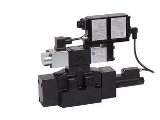 China MA-DPZO-T hydraulischer Proportionalventilfluß 600L/min, Druck 350bar fournisseur