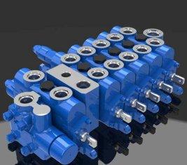 Kombination Control Patrone gerichtete hydraulische Ventil 6 DL-G10L-B
