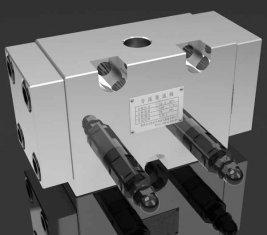 Flow Divider Combiner gerichtete hydraulische Ventil Leimholzplatten-L20H-LB