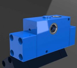 China Strangregulierventil gerichtete hydraulische Cartridge für Bagger, Planierraupen PHY-GQ20 fournisseur