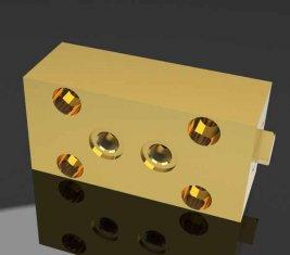 China SO1 Bau Wegeventil Hydraulik Lock für Pflaster Maschinen fournisseur