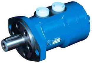 Hohe Druck hydraulische Orbit Motor BM1 für 50 / 100 / 200 / 400 ml/R