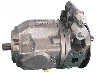 3300 U/min A10VSO18 Tandem hydraulische Pumpe mit SAE 2-Loch UNC Zoll Gewinde