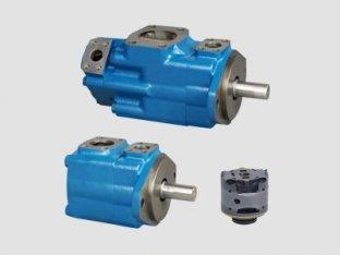 China 7 / 14 / 16 / 21 Mpa VQ einzelnen Vickers hydraulische Flügelzellen-Pumpe fournisseur