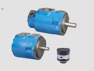 20V, 25V, 35V, 45V, VQ SQP einzelnen Vickers hydraulische Flügelzellen-Pumpe