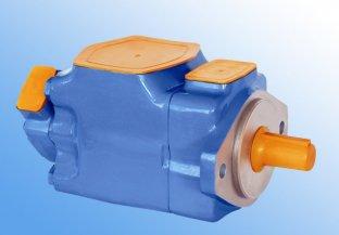 3525V 600-1500 u/min Tandem hydraulische Flügelzellen-Pumpe mit Wasser-Glykol-Fluid