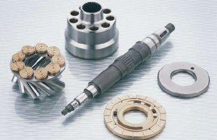 China Caterpillar Bagger Hydraulikpumpe Teile für Baumaschinen fournisseur