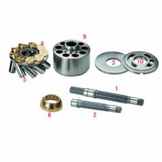 K3V - DT Kawasaki Hydraulikpumpe Teile für für K3V63 / 112 / 140 / 180DT