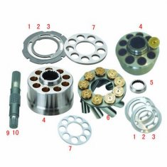 Linde HPR100 / 130 / 140 / 160 hydraulische Pumpenteile
