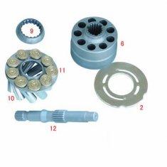 China PVE19 / 21 Vickers Hydraulikpumpe Teile für 19cc, 21cc fournisseur