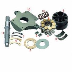 China PVH 57cc, 74cc, 98cc, 131cc Hydraulikpumpe Vickers Teile fournisseur