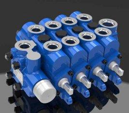 China Technik Multi Weg hydraulische Steuerung Wegeventil 4GCJX-G12L fournisseur
