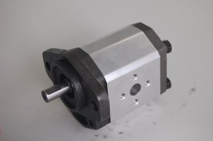 China Bosch Rexroth 2A0 hydraulische Zahnradpumpen für Engineering-Maschine fournisseur