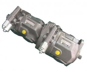 China Flow Control Tandem Hydraulikpumpe A10VSO28 mit Drehmoment 125 Nm fournisseur