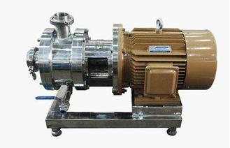 Mischende Hydraulikpumpe-Systeme CSJ100 für Körper waschen sich,/synthetische Gummi