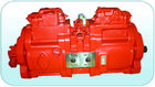 63cc, 112cc, 140cc kleine hydraulische Kolbenpumpen K3V63DT, K3V112DT, K3V140DT